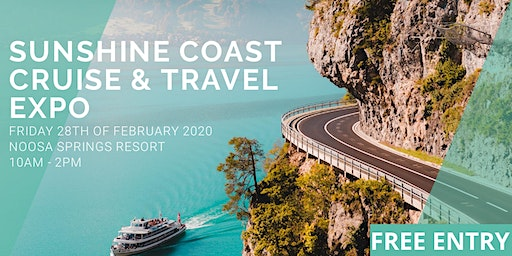 Sunshine Coast Cruise and Travel Expo