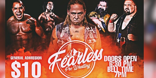 Fearless Pro Wrestling Live!