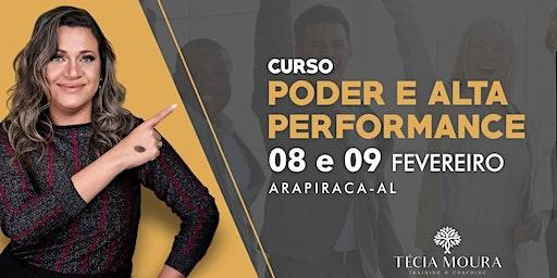 CURSO PODER E ALTA PERFORMANCE
