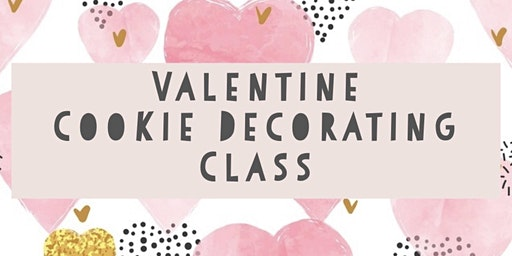 Custom Cookie Decorating Class
