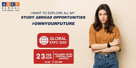Global Education Expo 2020 tickets