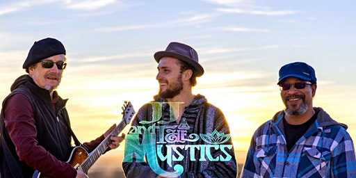 JJ and The Mystics' Debut Album Release! Rock Canyon Taproom Music Hall!