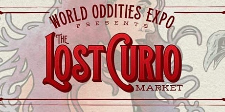 The Lost Curio Market tickets