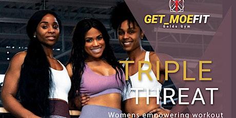 Triple Threat Full Body Bootcamp tickets