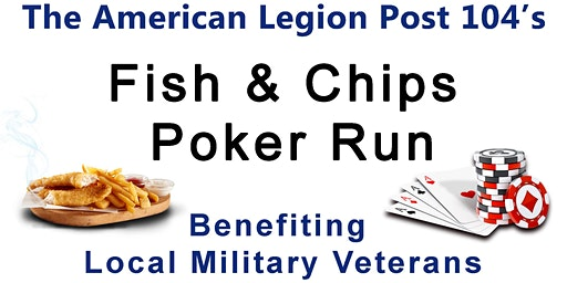 Fish & Chips Poker Run