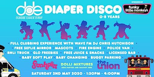 DDE Diaper Disco 2020