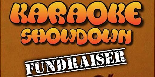 Karaoke Showdown Fundraiser