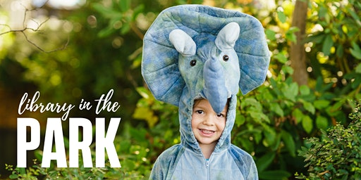 Library in the Park 2020: Dinosaur Roar