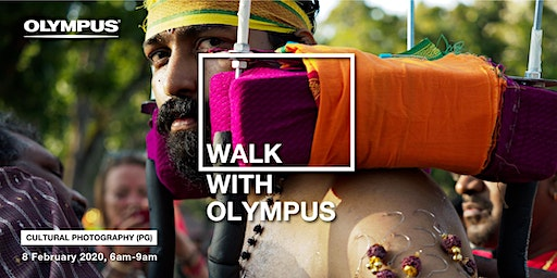 WALK WITH OLYMPUS - CULTURAL PHOTOGRAPHY (PG)