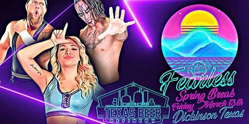 Fearless Pro presents Fearless Spring Break