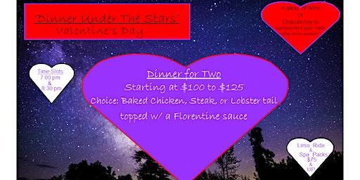 'Dinner Under The Stars' Valentine's Day