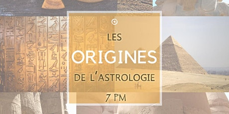 Les Origines de l'Astrologie | N°3 billets