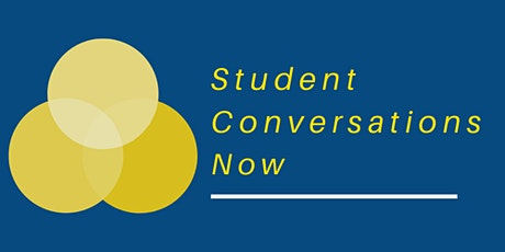 Student Conversations Now Engagement Workshops tickets