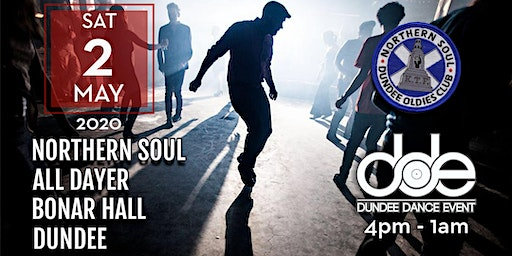 Dundee Oldies Club & DDE presents a Northern Soul All Dayer