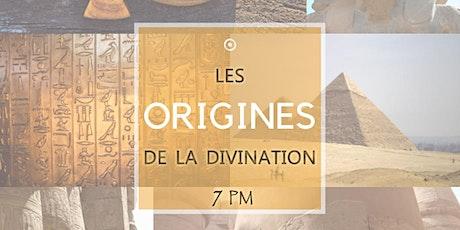 Les Origines de la Divination | N°4 tickets