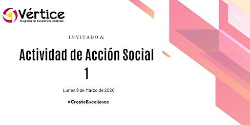 Actividad de Acción Social 1(9 de Marzo)