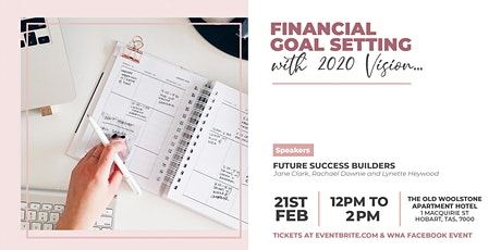 WNA Hobart | Financial Goal Setting tickets