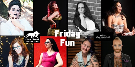 Friday Fun! tickets