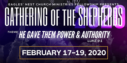 Gathering of the Shepherds: Pastors and Leadership Conference 2020