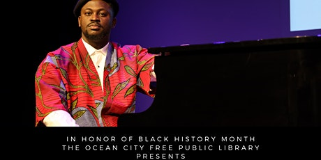 Black History Month: Pianist Echezonachukwu Nduka to Deliver Public Lecture tickets