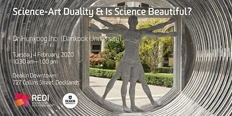 Science-Art Duality & Is Science Beautiful? tickets