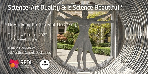 Science-Art Duality & Is Science Beautiful?