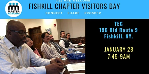 Fishkill Master Networks Visitors Day