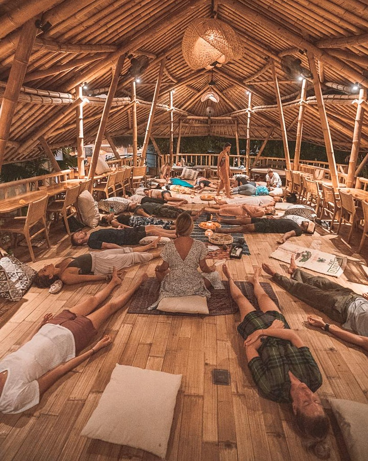 2 Hour Breathwork Journey image