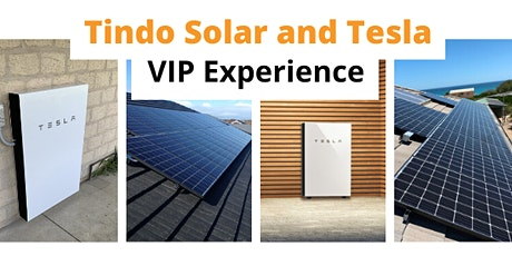 Tindo Solar and Tesla VIP Experience tickets