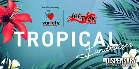 Tropical Fundraiser @ THE DISPENSARY tickets