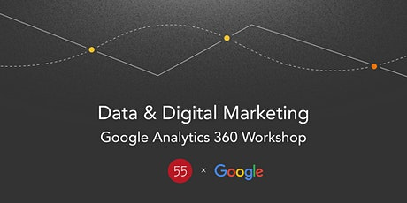 Data & Digital Marketing Workshop - Unlock Your Potential in China tickets