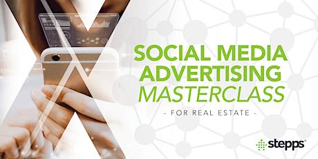 Social Media Advertising Masterclass For Real Estate - Brisbane tickets