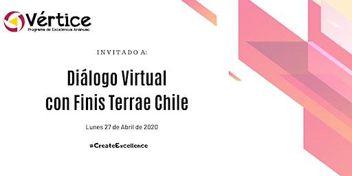 Diálogo Virtual con Finis Terrae Chile (27 de Abril)
