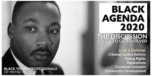 Black Agenda 2020