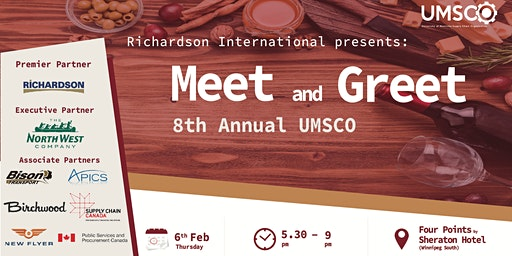 8th Annual UMSCO Meet & Greet Presented by Richardson International