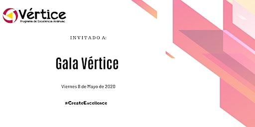 Gala Vértice (8 de Mayo)
