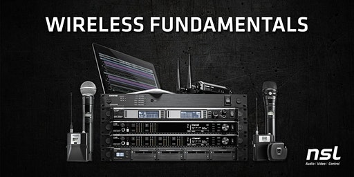 Wireless Fundamentals   Tauranga
