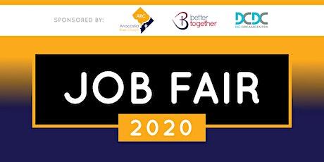 Spring 2020 DC Community Job Fair : Registration for Employers tickets