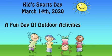 Kids Sports Day tickets