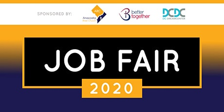 Spring 2020 DC Community Job Fair: Registration for Job Seekers tickets