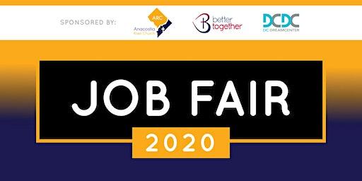Spring 2020 DC Community Job Fair: Registration for Job Seekers