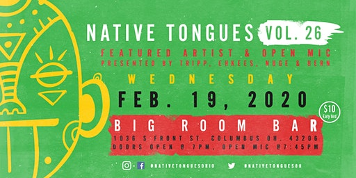 The TWENTY-SIXTH Native Tongues Featuring Zyirra