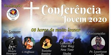Conferência Jovem 2020 ingressos