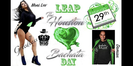 Houston Loves Bachata Day - Leap Year Edition tickets