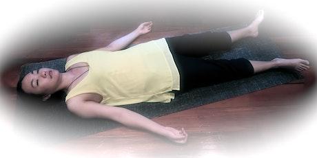 Deep Relaxation Through Yoga Nidra tickets