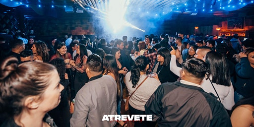 ATRÈVETE presents: Valentines Edition (Reggaeton & Hip Hop) 21+