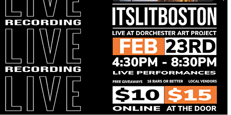 Sunday Service : A ItsLitBoston Podcast Live Recording tickets
