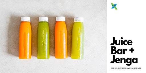 TGIM: Juice Bar + Jenga