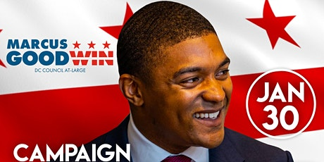 Marcus Goodwin For DC Council At-Large Kickoff tickets