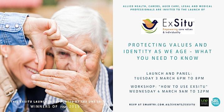 ExSitu Platform Workshop image